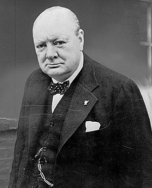 WikiPick of the Day ~ Sir Winston Churchill