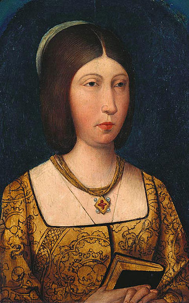 WikiPick of the Day ~ Isabella I of Castile and León