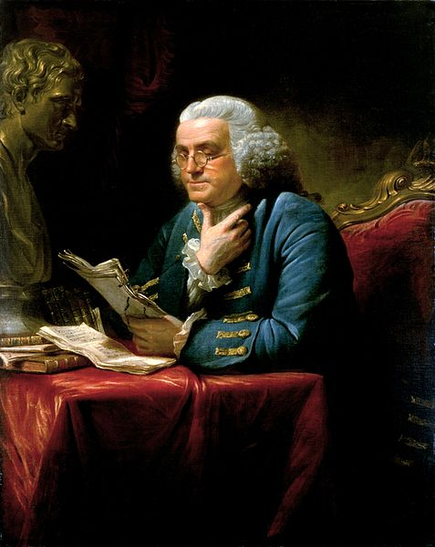 WikiPick of the Day ~ Benjamin Franklin