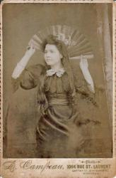 Family History Photo of the Week (10/25/13) ~ Adeliska Légaré
