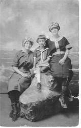 Family History Photo of the Week Winner (7 August 2015): Iona Stokes