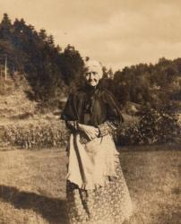 Family History Photo of the Week Winner (18 March 2016): Olive (Heath) Morrill