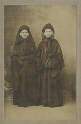 Family History Photo of the Week Winner (21 February 2014) ~ Sisters in Mourning