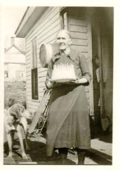 Family History Photo of the Week Winner: Josephene Blacksmith