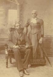 Family History Photo of the Week Winner: Samuel and Jane Harper