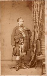 Family History Photo of the Week Winner (28 Feb 2014) ~ David Murdoch - Scottish Tartans