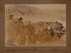 Family History Photo of the Week Winner ~ Gold Miners From Cripple Creek