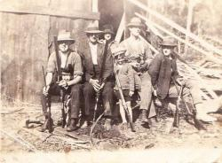 Family History Photo of the Week Winner (3 October 2014): Just the Friendly Hancock Clan