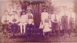 Family History Photo of the Week Winner ~ Seeing Double
