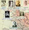 European family tree widget