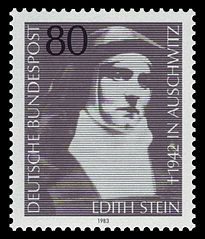 Edith Stein (Image Credit: Wikipedia)