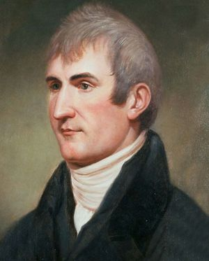 Meriwether Lewis (Image Credit: WikiTree)