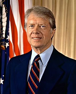 Jimmy Carter (Image Credit: WikiTree)