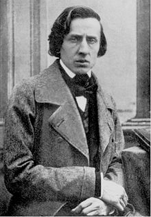 Frederic Chopin (Image Credit: WikiTree)