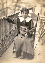 Family History Photo of the Week Winner (15 April 2016): Maria Piranio