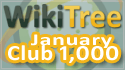 WikiTree Club 1000 January