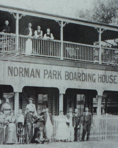 Norman Park Boarding House