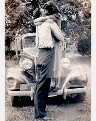 Adrian and Wanda Fortenberry