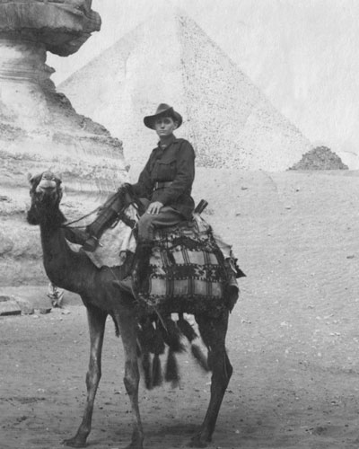 Charles Dale in Egypt