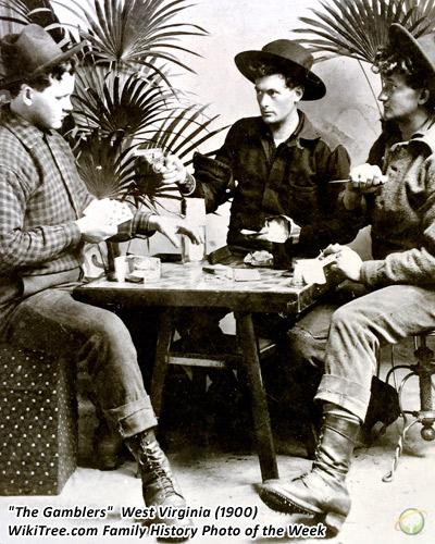 The Gamblers - West Virginia (1900)