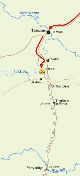 Battle Map: Towton