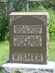 John & Nancy Wismer