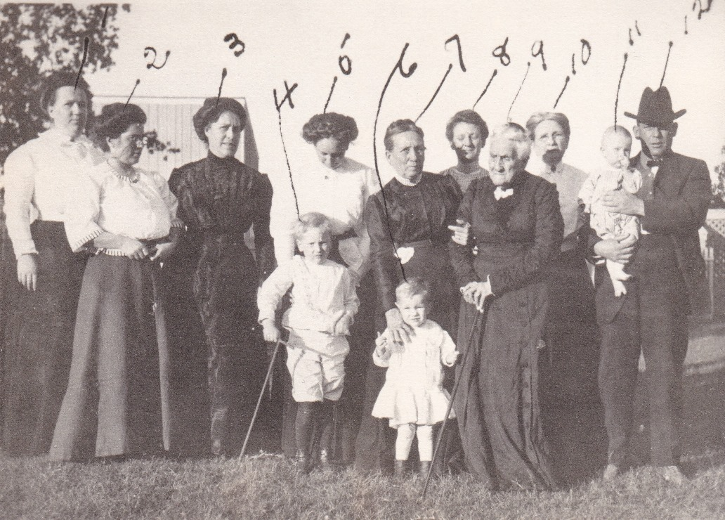 1911 Perry Family Reunion