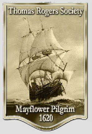 Thomas Rogers Society - Mayflower Passenger