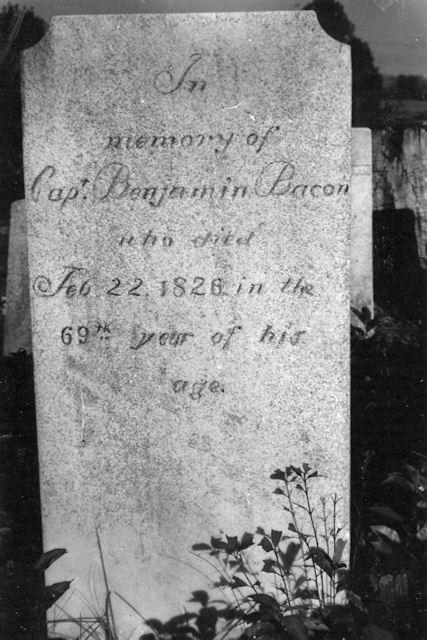 Benjamin Bacon