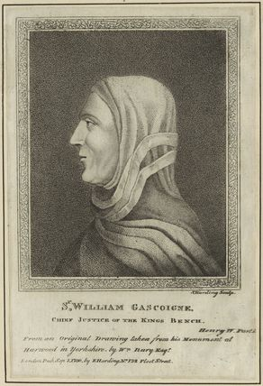 William Gascoigne Viii 1350 1419 Wikitree Free Family Tree