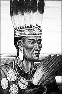 Image result for Chief Powhatan