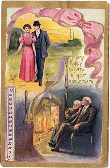 Wedding Anniversary E-Card