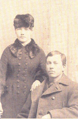 Laura and Almanzo Wilder