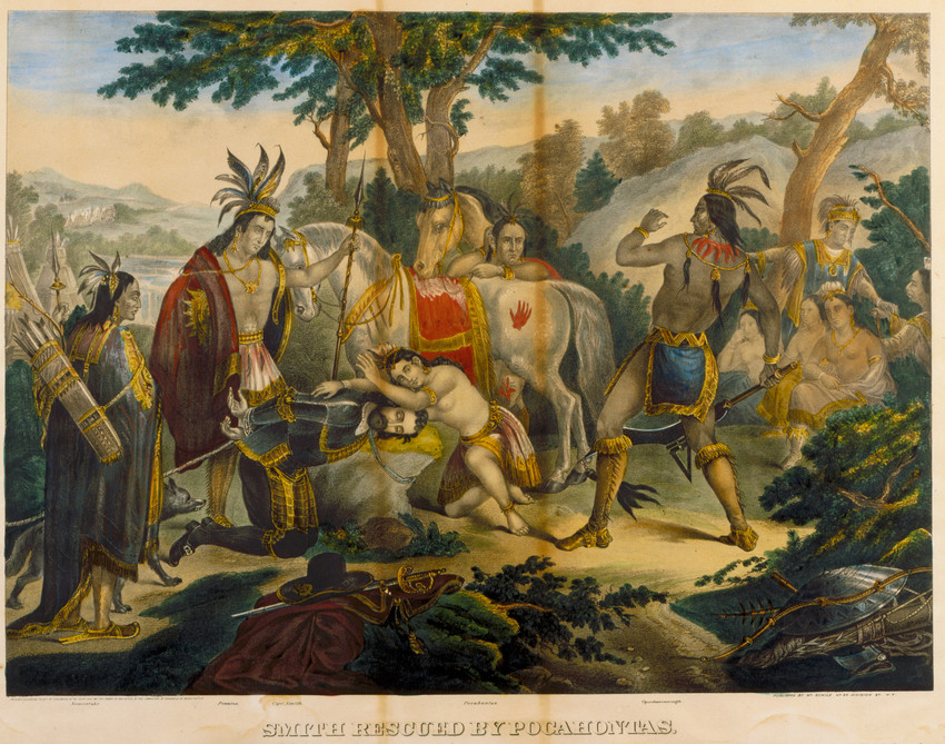 pocahontas and jamestown In 1607, the london company settled the colony of jamestown the settlers overcame many odds to become the first permanent, english settlement in.