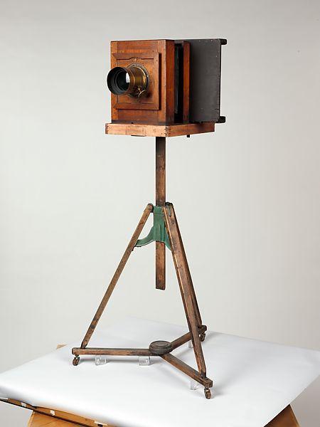 Mathew Brady Camera