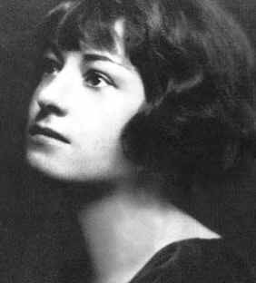 Young Dorothy Parker