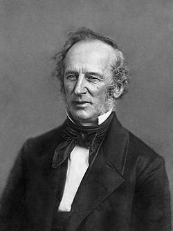Cornelius Vanderbilt between 1844 and 1860