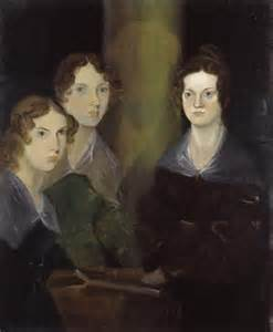 Portrait of Brontë Sisters