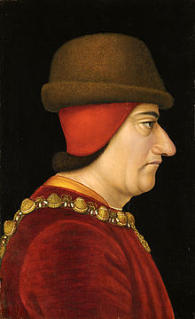 Louis XI Valois of France