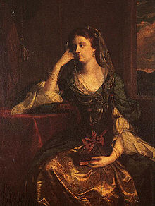 Lady Emilia (Lennox) Fitzgerald, Duchess of Leinster