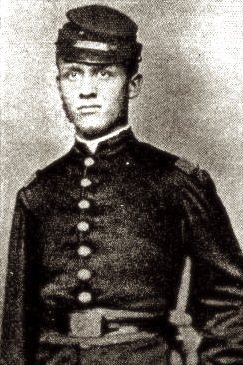First Lieutenant Frank M. Welch