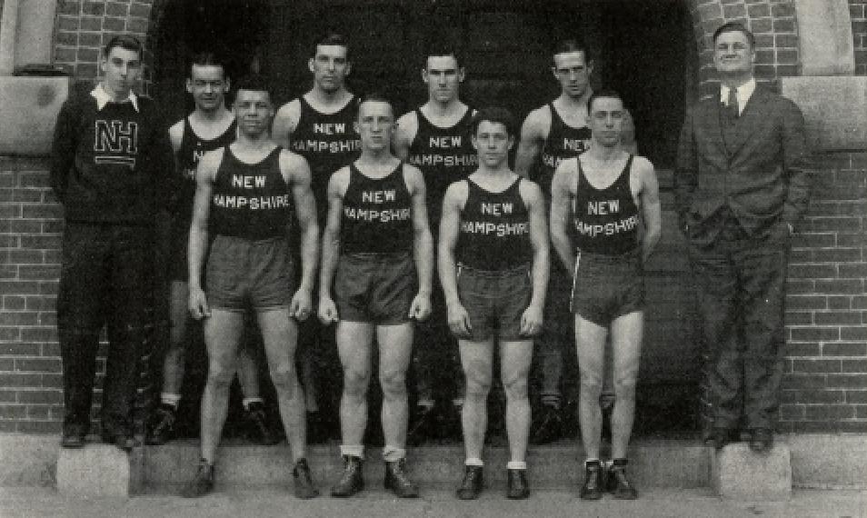 1934 UNH Boxing Team