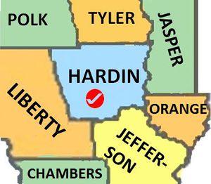 Hardin County, Texas