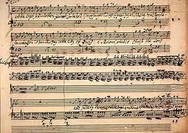 Messiah in George Handel's Own Hand