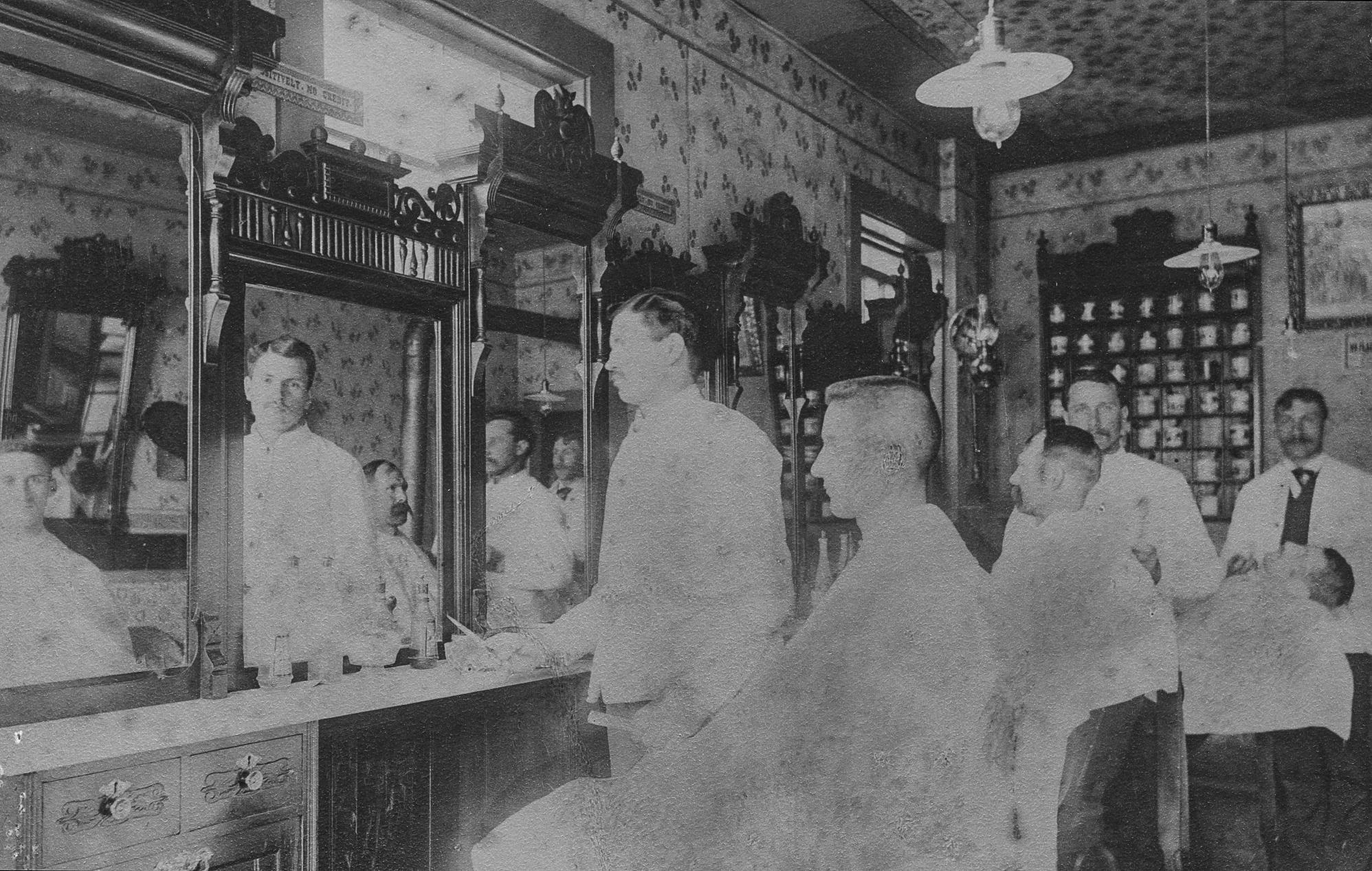 Sherman Miller Barber Shop
