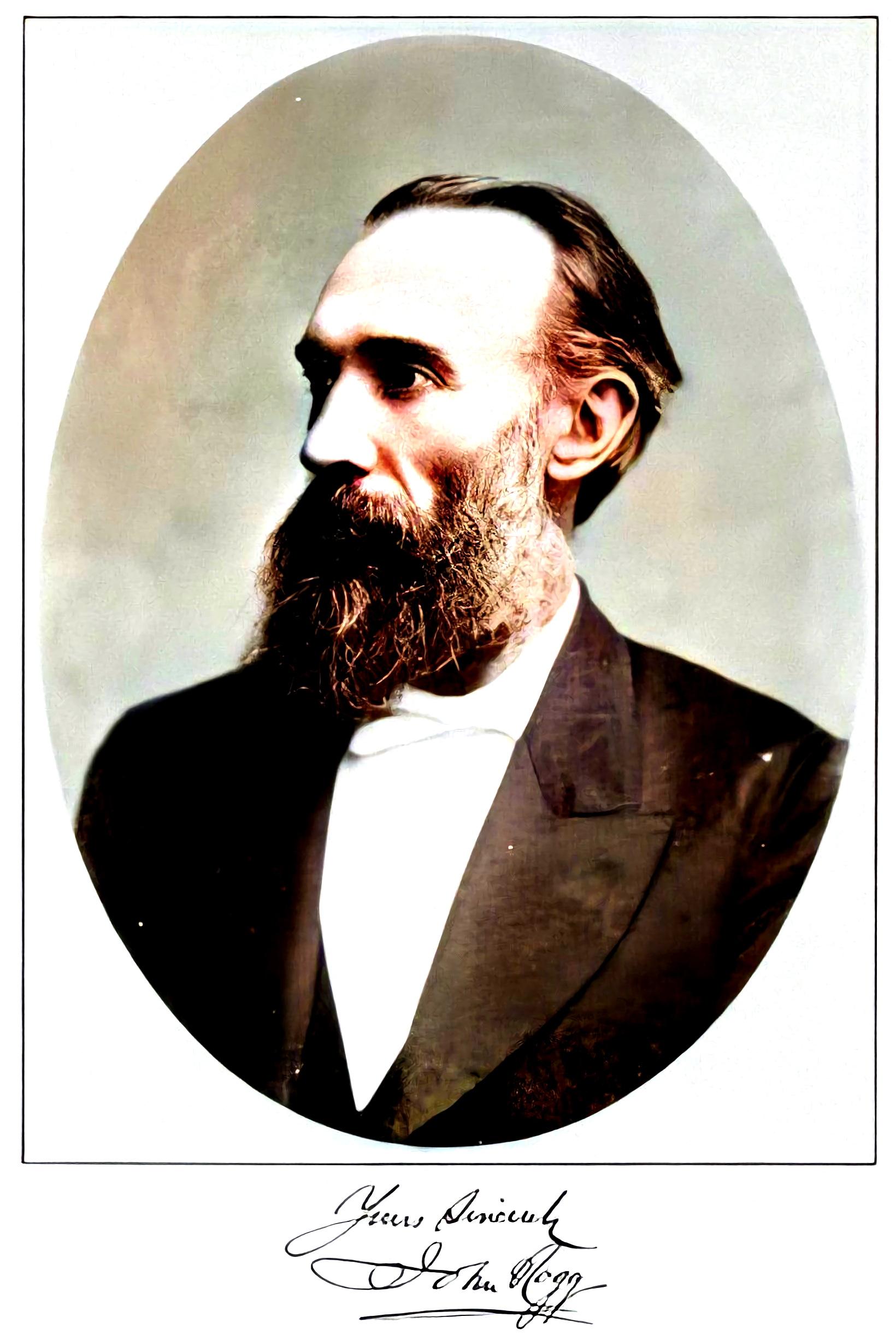 Rev Dr John Hogg
