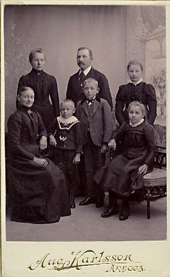 Carl Albert Albertsson (1870-1947) | WikiTree FREE Family Tree