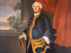 Benning Wentworth - First Royal Governor of New Hampshire