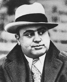 a biography of al capone americas gangster How did al capone influence our society al capone was famous gangster during the 1920s in the us while al capone was a gangster al capone biography.