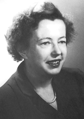Maria Goeppert Mayer